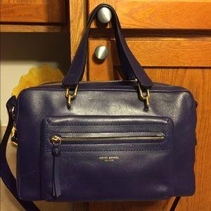 Henri Bendel Beautiful Cobalt Blue Bag